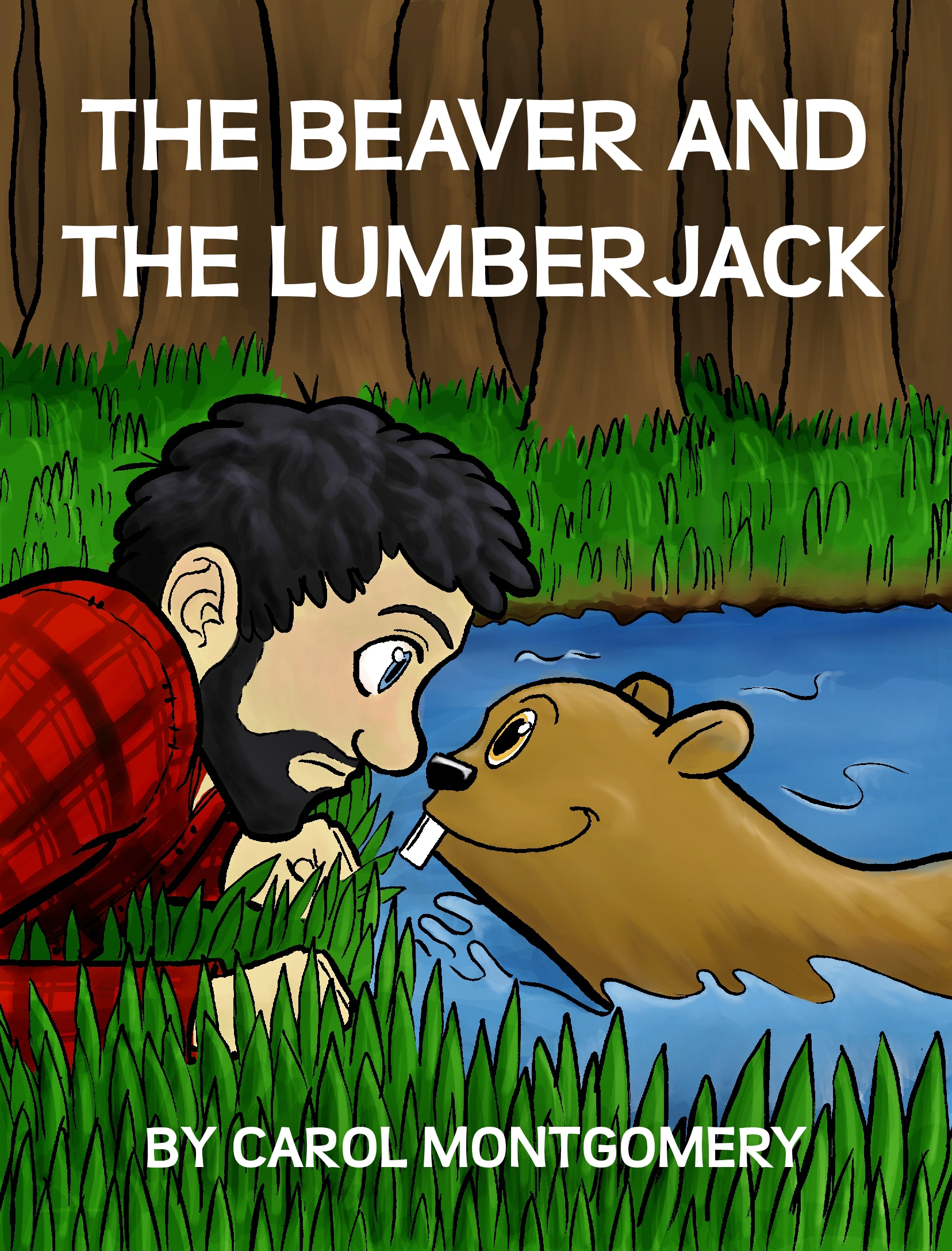 Beaver and the Lumberjack from Aesop's Fables