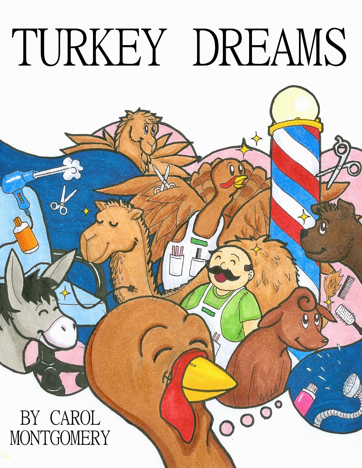 Turkey Dreams: Entrepreneurship Readers Theater with Flexible Curriculum Helps